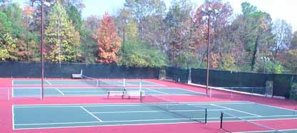 Photo of Birchtree Tennis Courts
