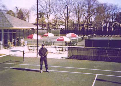 Photo of George Yarbrough Tennis Center