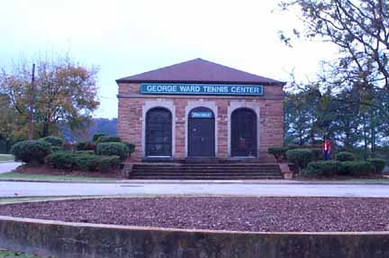 Photo of George Ward Tennis Center