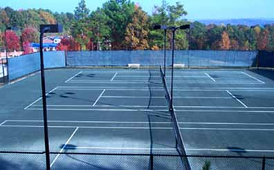 Photo of Heatherwood Tennis Courts